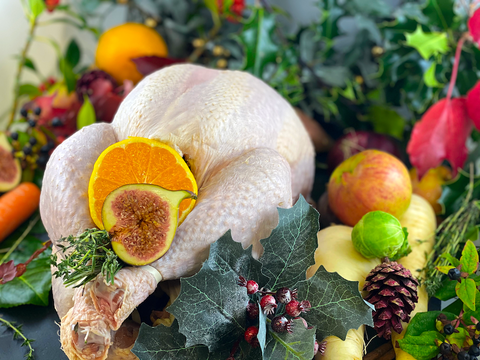 Oliver & Eden: Fresh Turkey