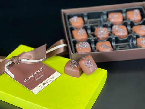 Northern Delicious: Davenport Chocolates - Mulled Wine