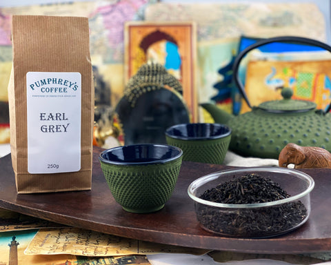 Pumphreys :  Earl Grey  - Tea