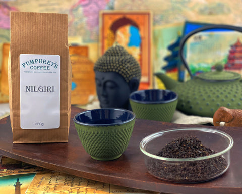 Pumphreys :  Nilgiri - Tea