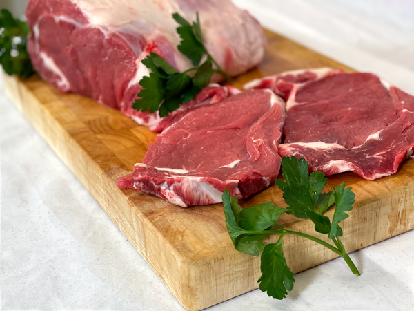 Finlay's English Meat Corner - Prime Ribeye Steaks