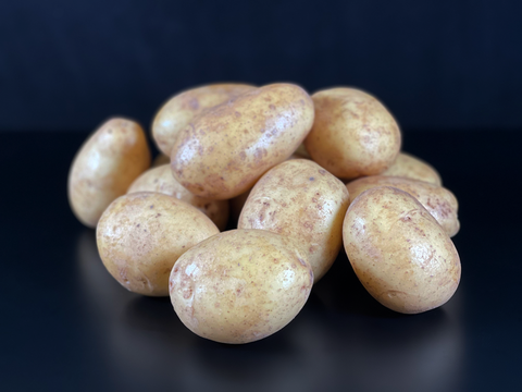 Hector Hall: White Washed Potatoes