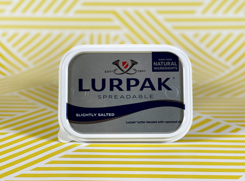 Haswell's : Lurpack®  Spreadable 'Slightly Salted'