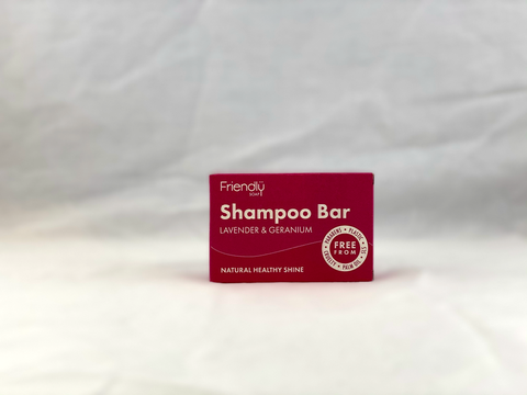 Nil Living: Shampoo Bar | Friendly