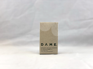Nil Living: Cotton Tampons | Regular from DAME