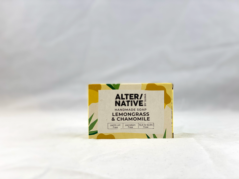 Nil Living: Lemongrass & Chamomile Soap | Alter/native