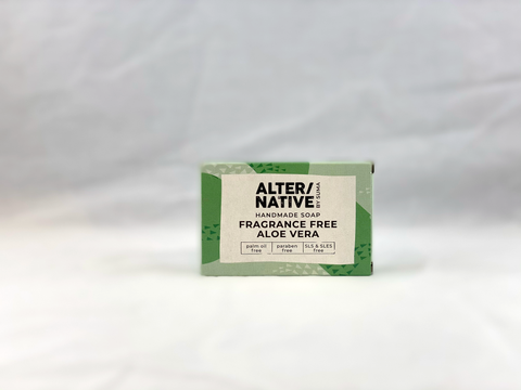 Nil Living: Aloe Vera Soap | Alter/native