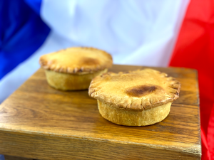 French Oven: Two Mince Pies