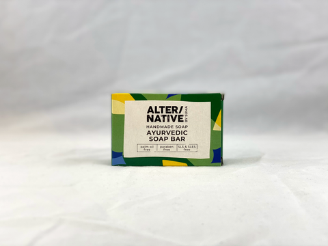 Nil Living: Soap Bar in Ayurvedic | Alter/native