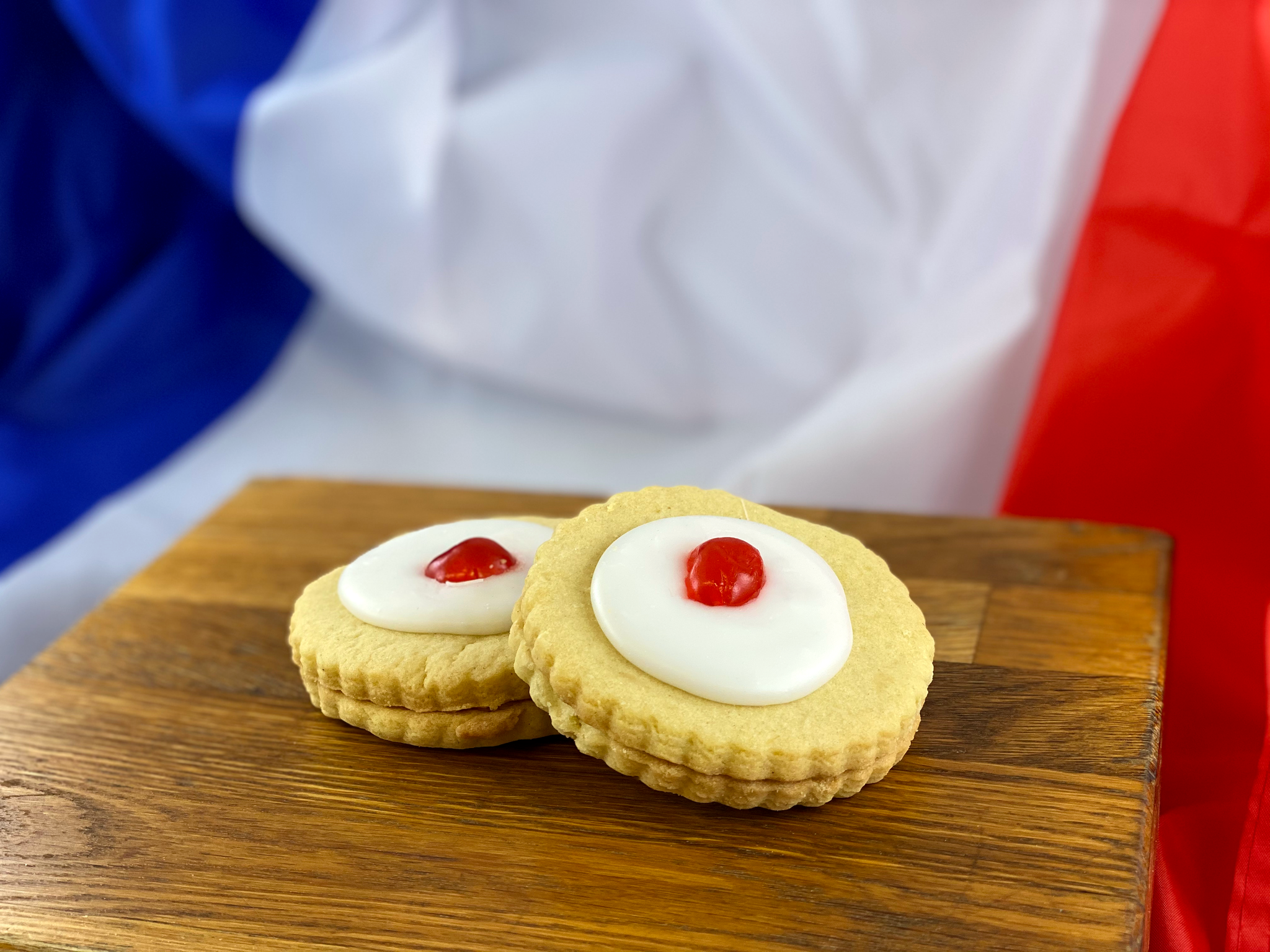 French Oven: Two Empire Biscuits