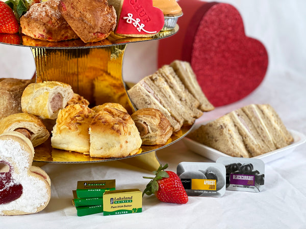 The French Oven - 'CHUF'( Children's Heart Unit Fund) Limited Edition Afternoon Tea