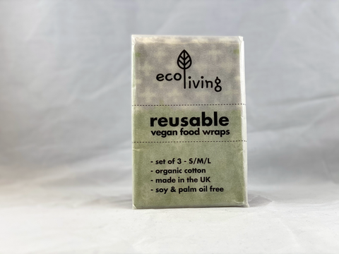 Nil Living: Wax Wraps | Vegan from EcoLiving