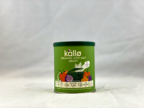 Gravy Granules Low Salt | Organic from Kallo