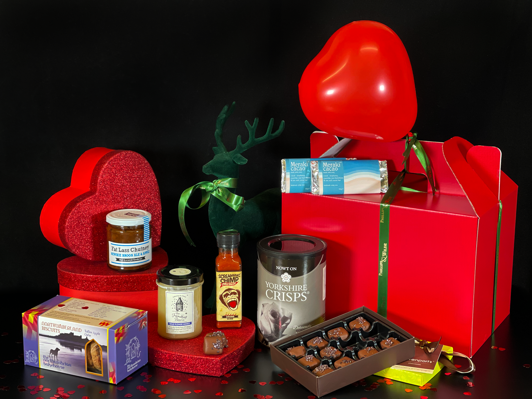 Phillips & Wilde: Valentines Gift Box