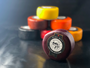 Matthews Cheese - Ruby FIVE - Snowdonia Truckles