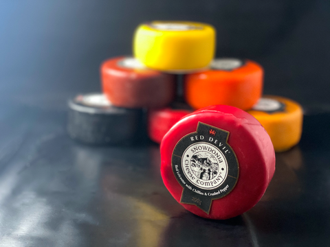 Matthews Cheese: Red Devil - Snowdonia Truckles
