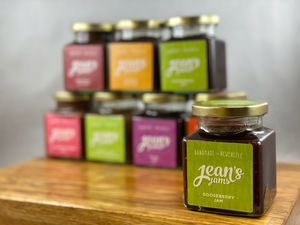 French Oven: Jean's Jams 'Gooseberry Jam'