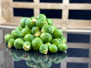 Hector Hall: Brussels Sprouts