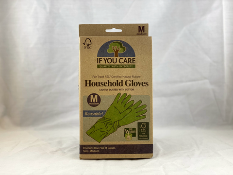 Nil Living: Rubber Gloves | FSC Certified