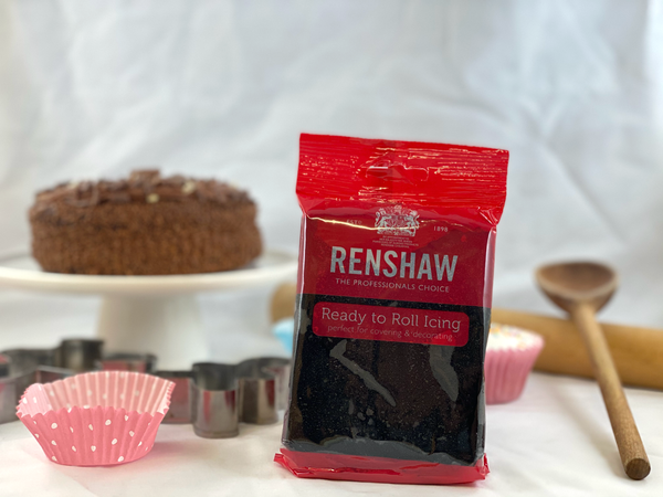The Fruit & Nut Company: Renshaws Ready to Roll Icing