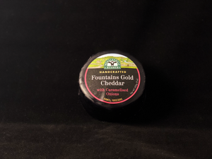 Matthew's Cheese: Wensleydale Creamery - Fountains Gold Cheddar