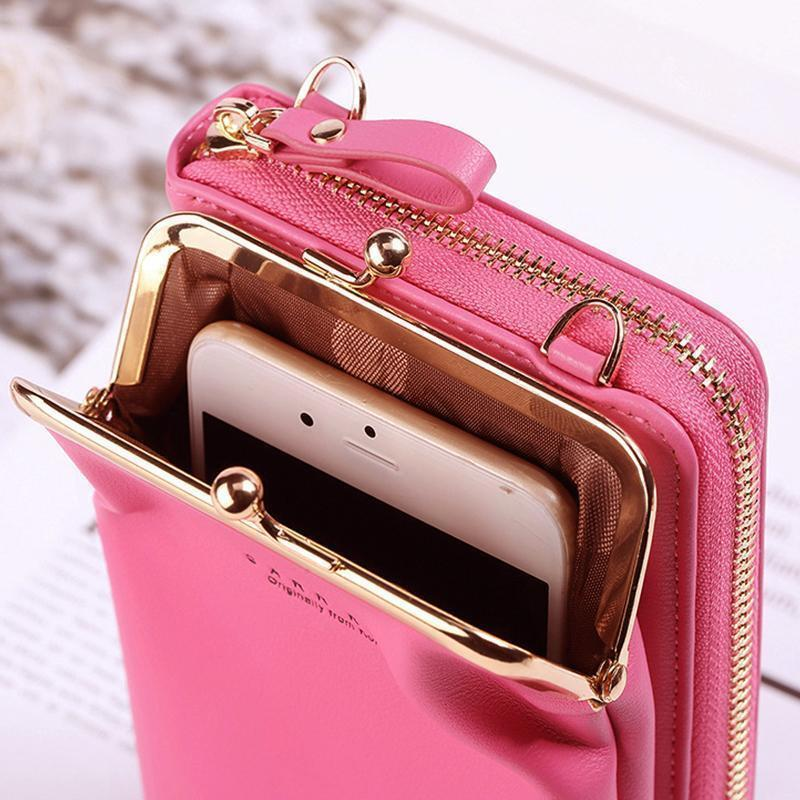 MINI PHONE BAG CROSSBODY BAG