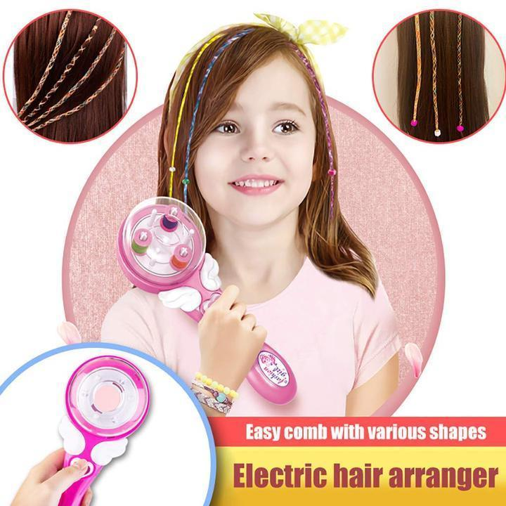 DIY AUTOMATIC HAIR BRAIDER KITS