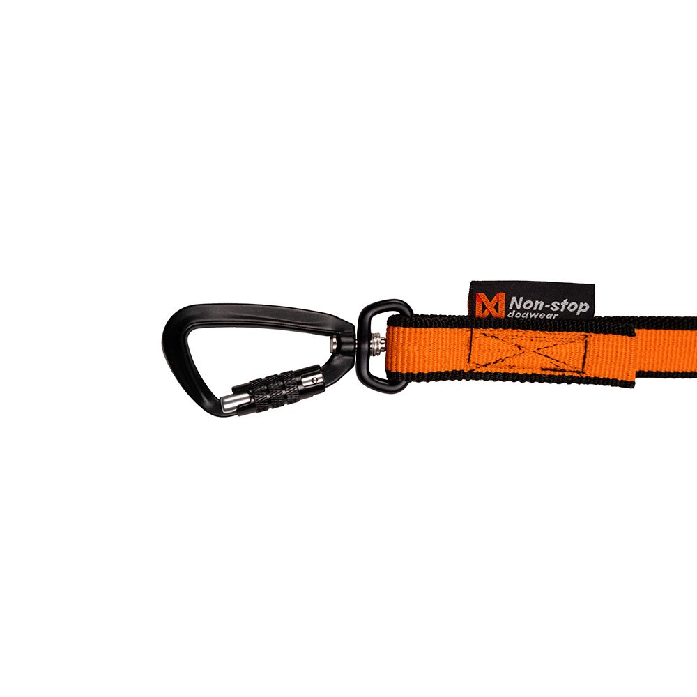 "Correa Elástica. ""Bungee Leash"". Non-stop dog wear"