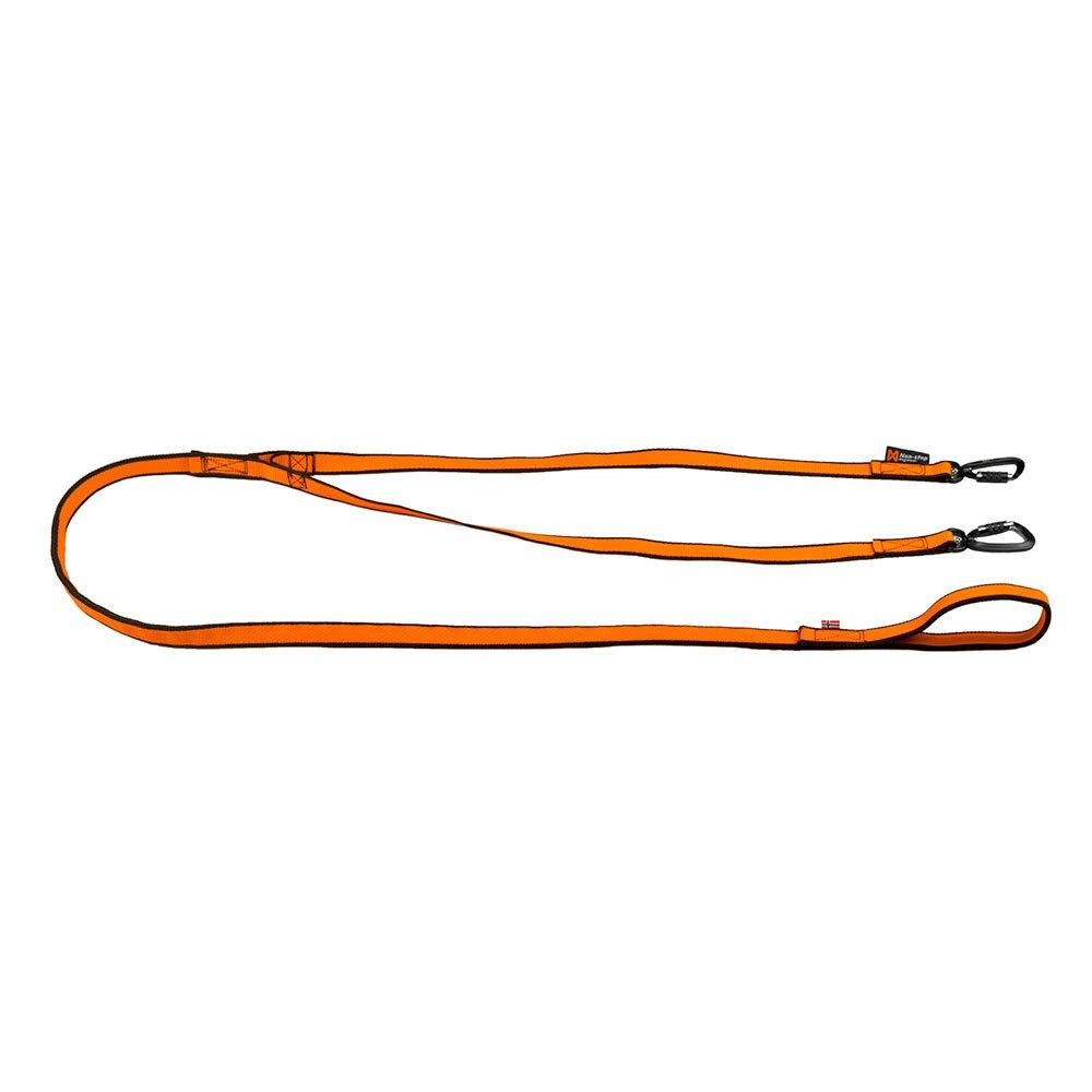 "Correa Elástica Doble. ""Bungee Leash"". Non-stop dog wear - Corre Perro Mx"