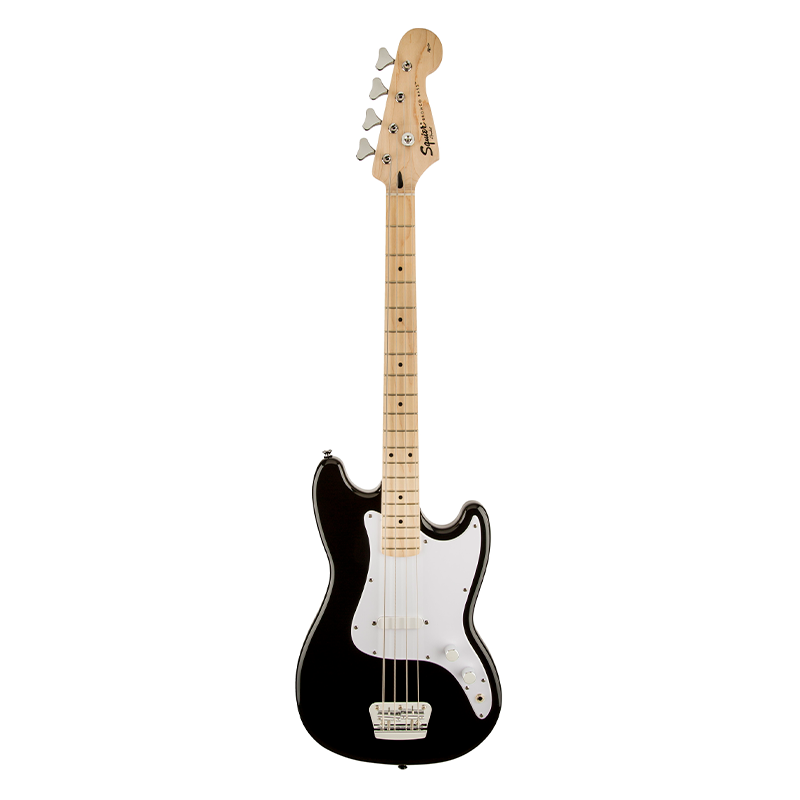 BAJO 4C FENDER SQ AFF BRONCO BASS NEGRO MOD0310902506 DIAPASÓN DE MAPLE