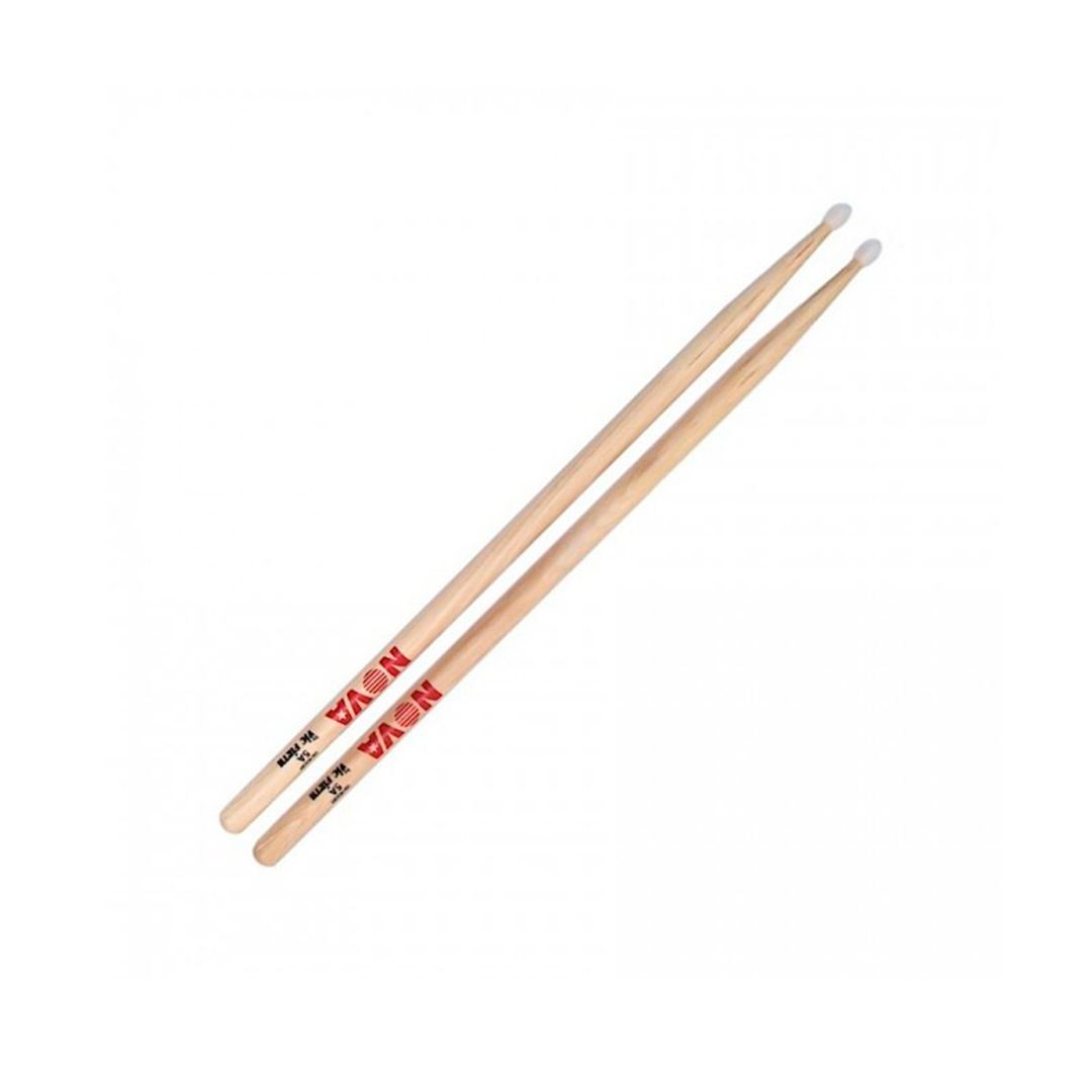 BAQUETA VIC FIRTH NOVA NYLON 5AN NAT.