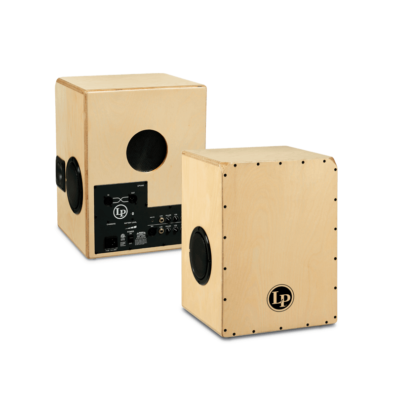 CAJÓN LP BLUETOOTH MIX NATURAL LP1440