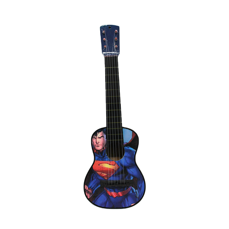 "GUITARRA AC MICHE P/NINO 22"" SUPERMAN"