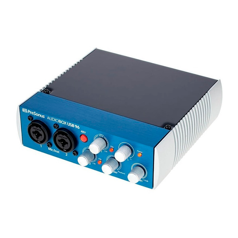 INTERFAZ PRESONUS AUDIOBOX USB 96