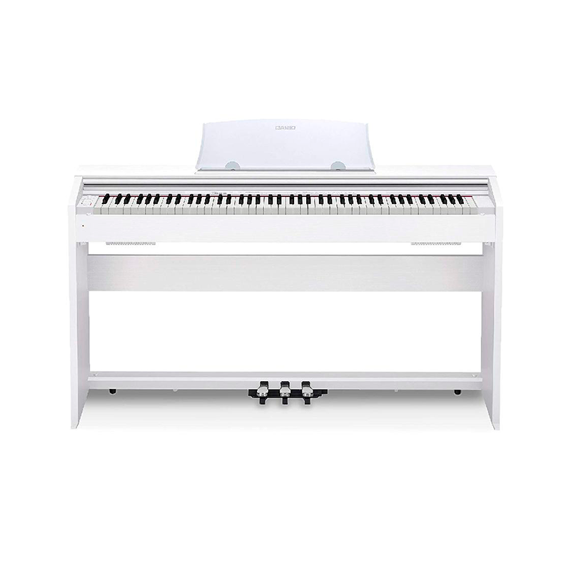PIANO CASIO PX-760WE BLANCO