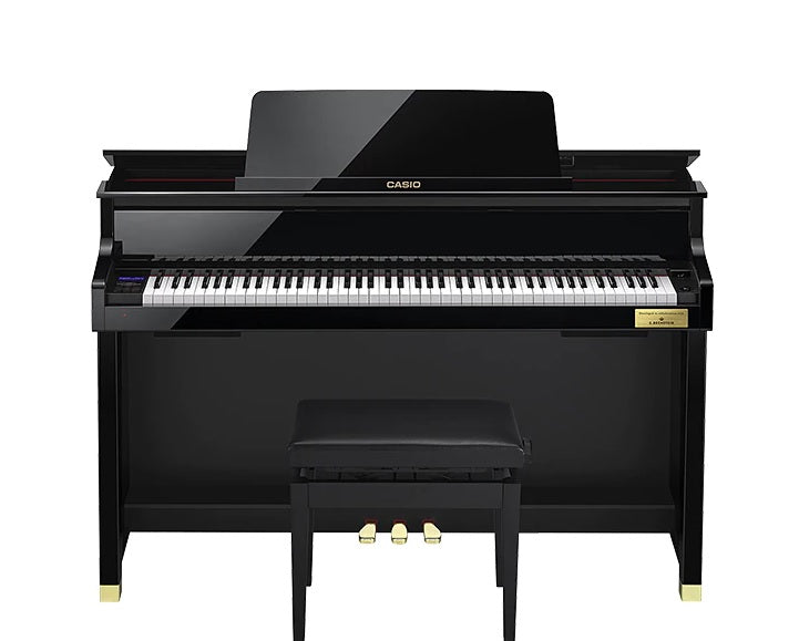 PIANO CASIO GP-510BP NEGRO