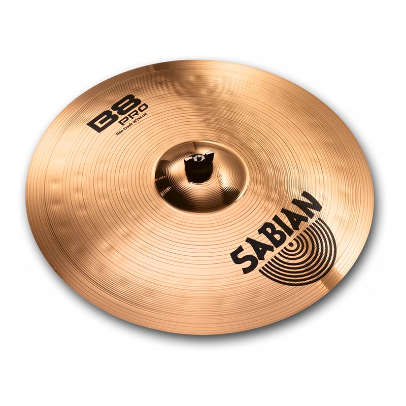"PLATILLO SABIAN B8 PRO ""16"" THIN CRASH"