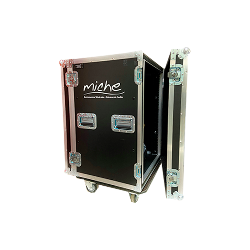 RACK MICHE 12U ANTISHOK