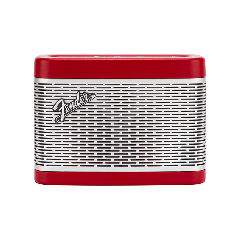 SPEAKER FENDER NEWPORT BLUETOOTH ROJO MOD6960100054