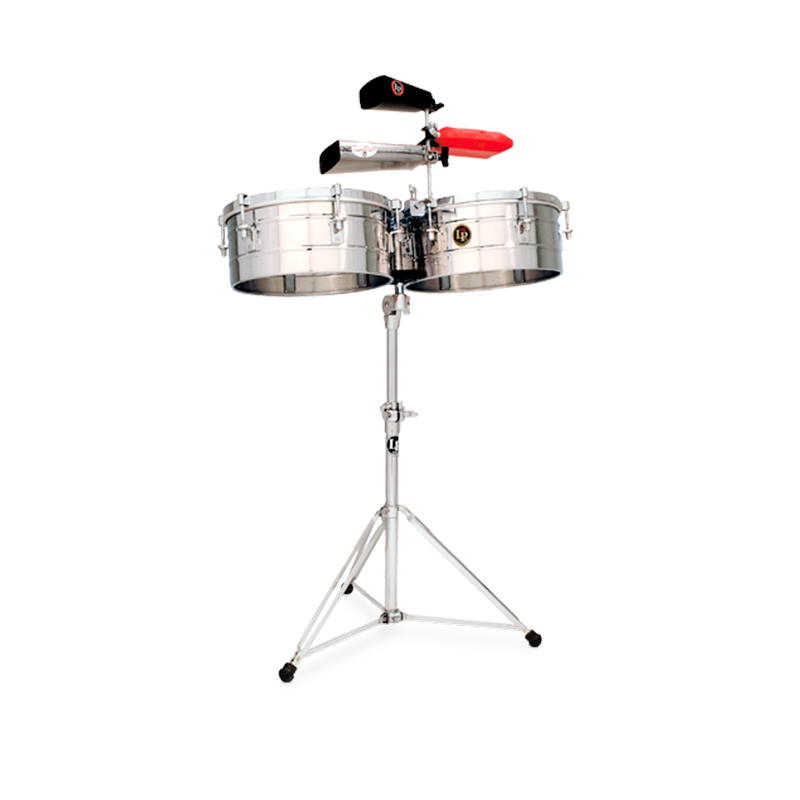"TIMBAL LP TITO P. 14""15"" PLATEAD LP257-S PLATEADO"