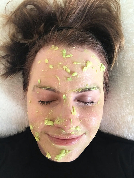 Love the Skin You're In: DIY Face Masks With a Skincare Coach