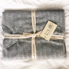 pointelle wrap for care package