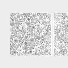 Load image into Gallery viewer, Miniature Secret Garden Coloring Book