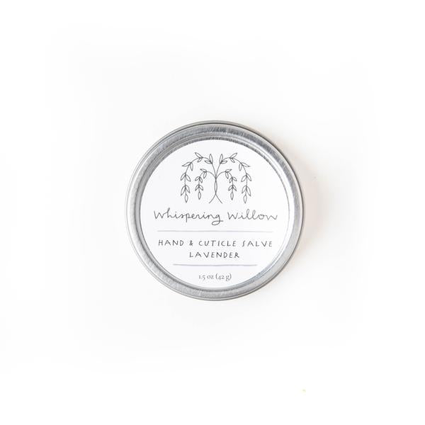 Lavender Hand & Cuticle Salve