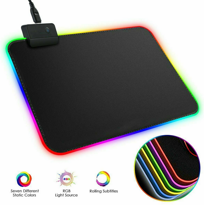 Mousepad RGB LED