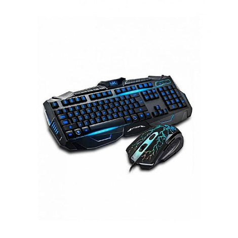 DML ENSEMBLE CLAVIER SOURIS GAMING DL-GK550CM
