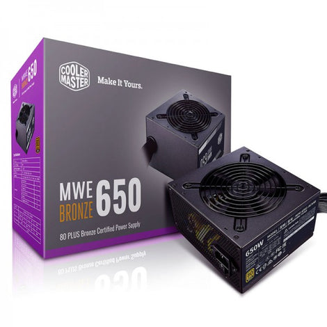 Cooler Master MWE 80PLUS Bronze 650W