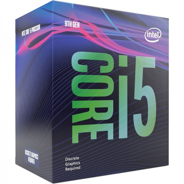 Intel Core i5 9400 (2.9 GHz / 4.1 GHz)