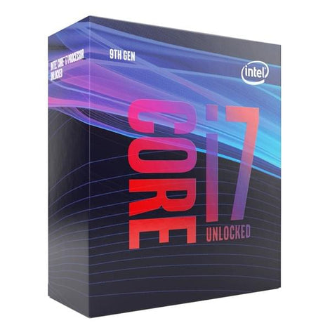 Intel Core i7 9700K (3.6 GHz / 4.9 GHz)