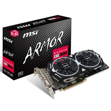 MSI Radeon AMD RX 580 8GB